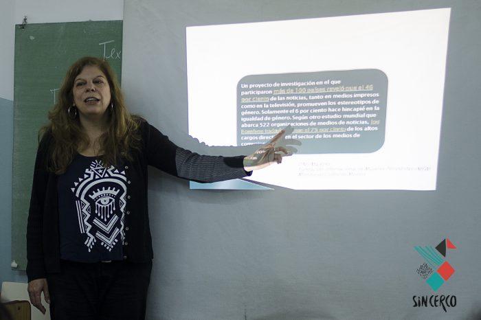 Periodismo por periodistas: Silvina Molina