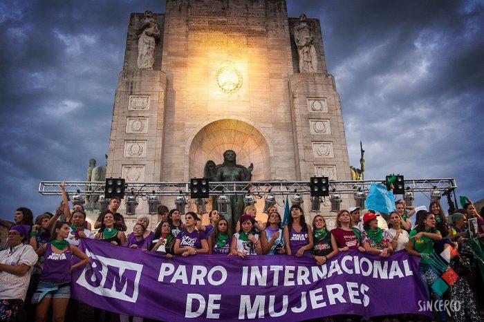 Marcha Día Internacional de las Mujeres #8M