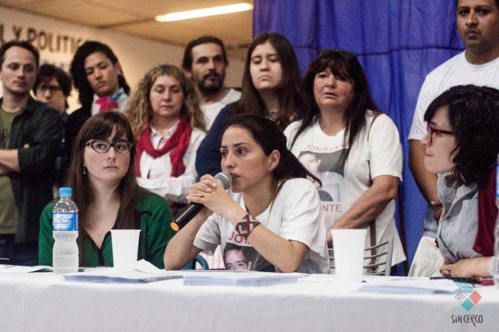 Multisectorial contra la violencia institucional