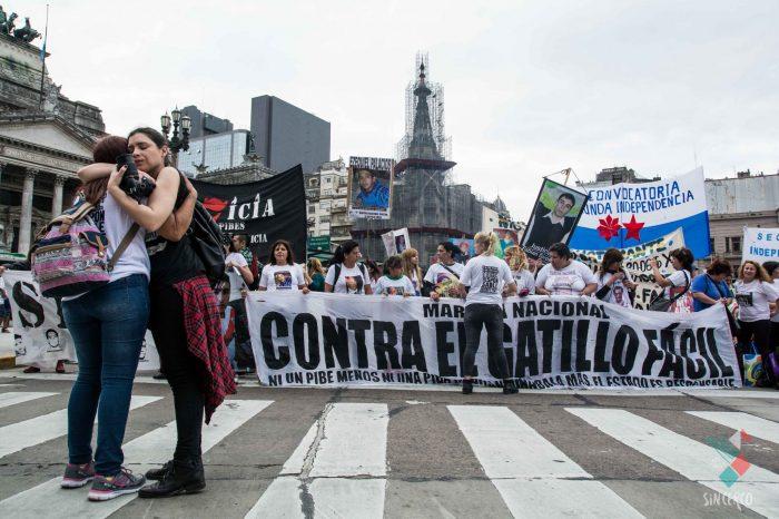 Marcha Nacional contra el Gatillo Fácil - Buenos Aires