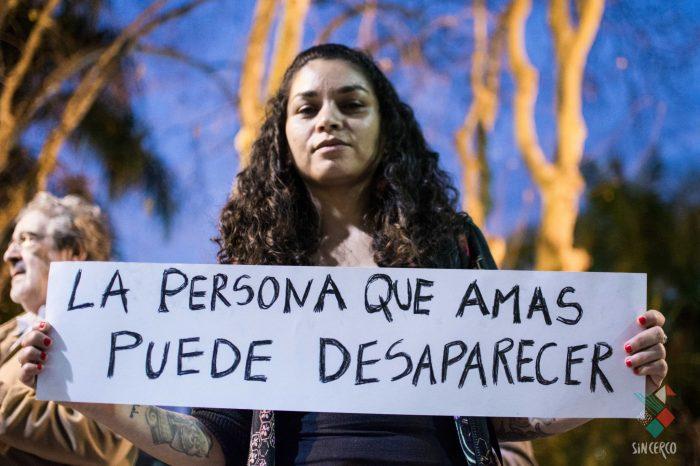 Marcha por la aparición con vida de Santiago Maldonado