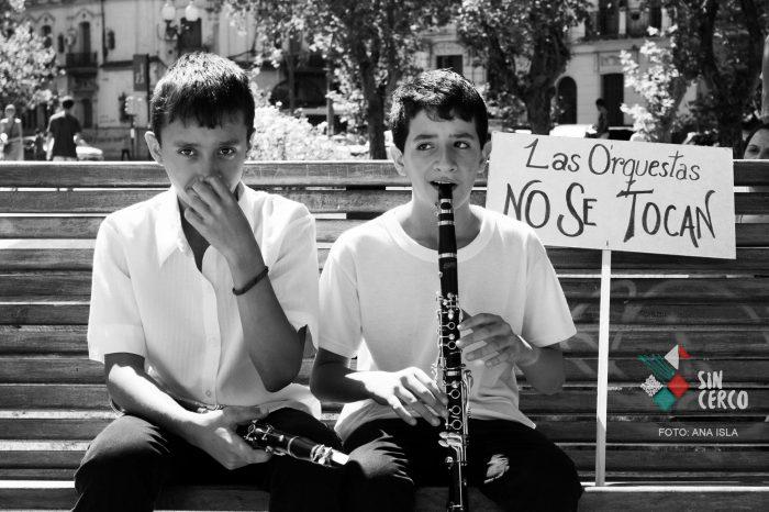 """Orquestas infantojuveniles: """"No apuntan al cierre directo, si al desfinanciamiento y al desgaste"""""""