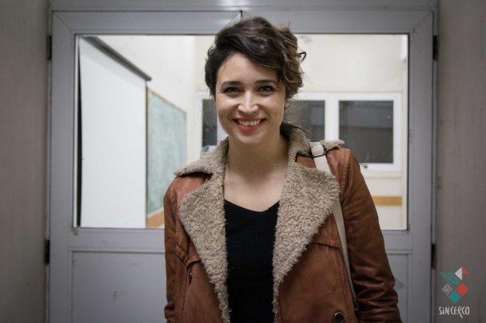 Periodismo por periodistas: Julia Megolini
