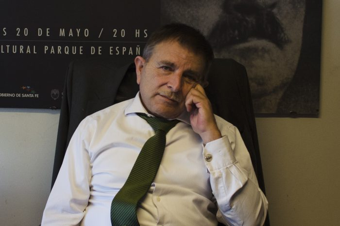 Periodismo por periodistas: Oscar Bertone