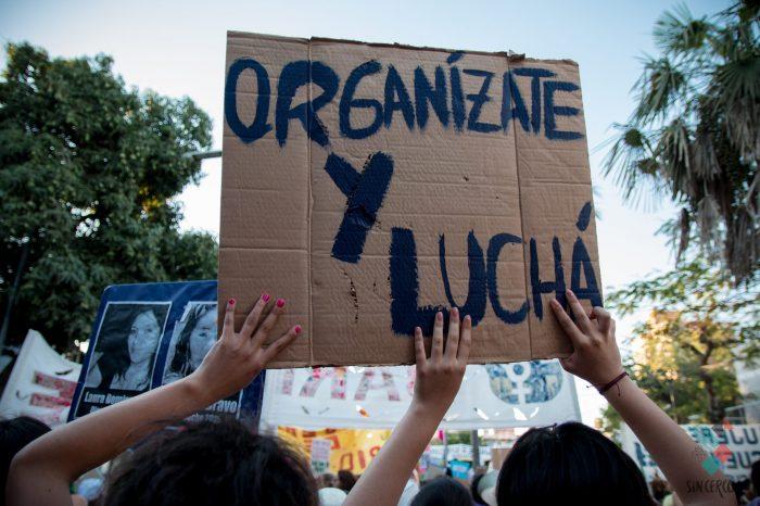 Cobertura audiovisual del 32° Encuentro Nacional de Mujeres