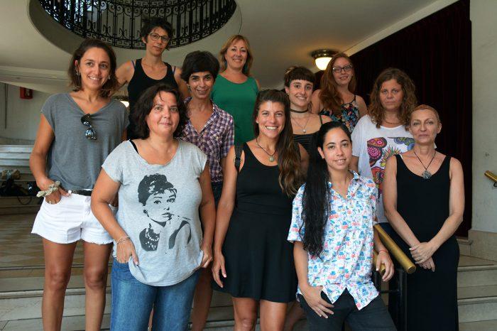 Ellas: mujeres que dirigen teatro