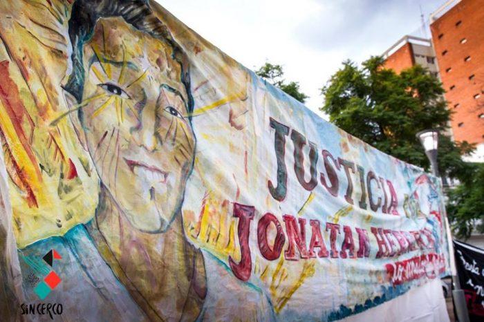 Festival Justicia por Jonatan Herrera