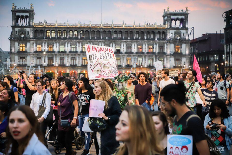 Paro de mujeres en México