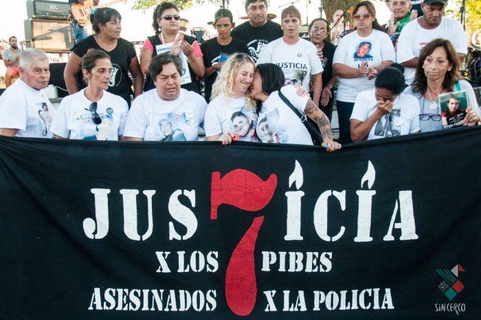 Festival Justicia por los 7