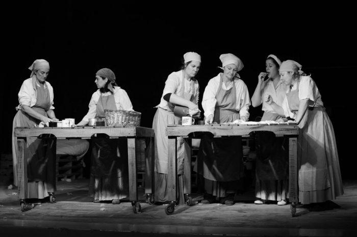 """""""Las obreras"""", obra de teatro sobre mujeres luchadoras"""