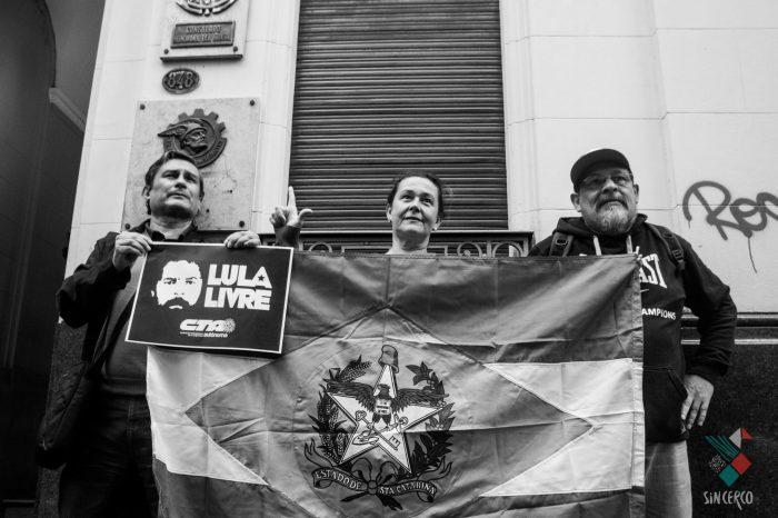 Libertad para Lula