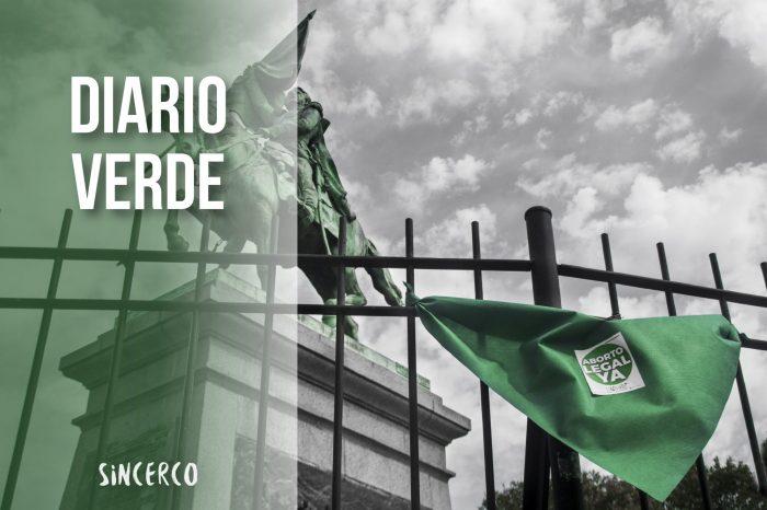 #Diario verde: DÍA TRECE