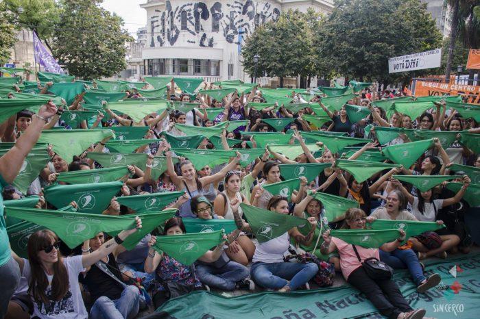 Verde al aborto