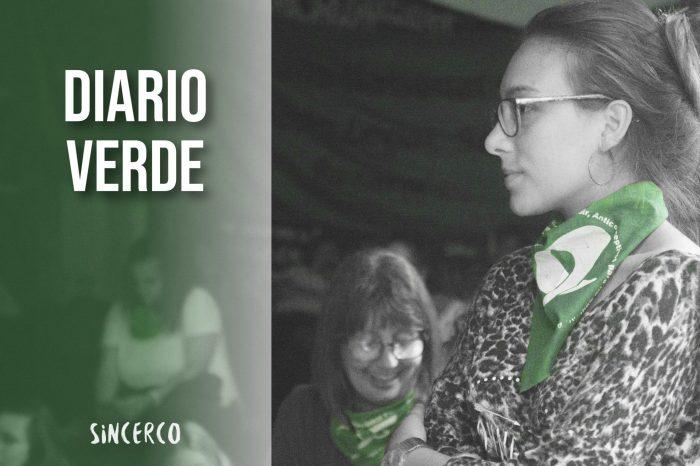 #DiarioVerde: DÍA OCHO