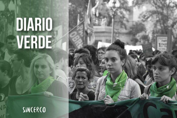 #DiarioVerde: DÍA SIETE