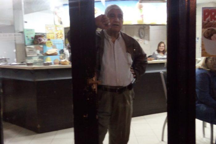 El discriminador señor Arias