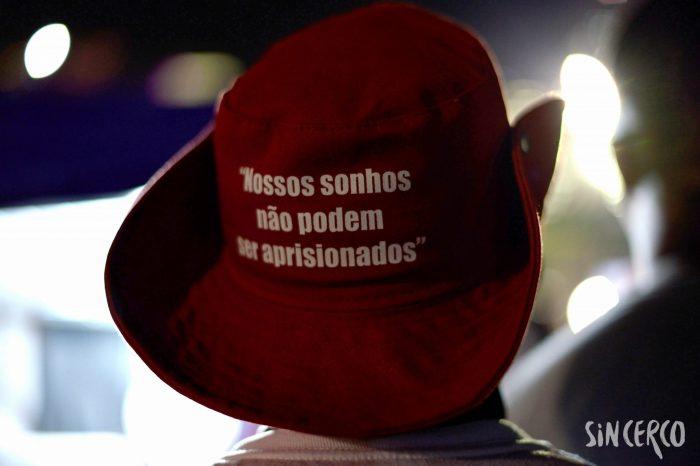 """""""Acto de la Vuelta"""" contra el avance de la derecha en Brasil"""