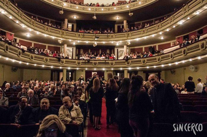 Teatristas del país unidos frente a las políticas restrictivas de Cambiemos