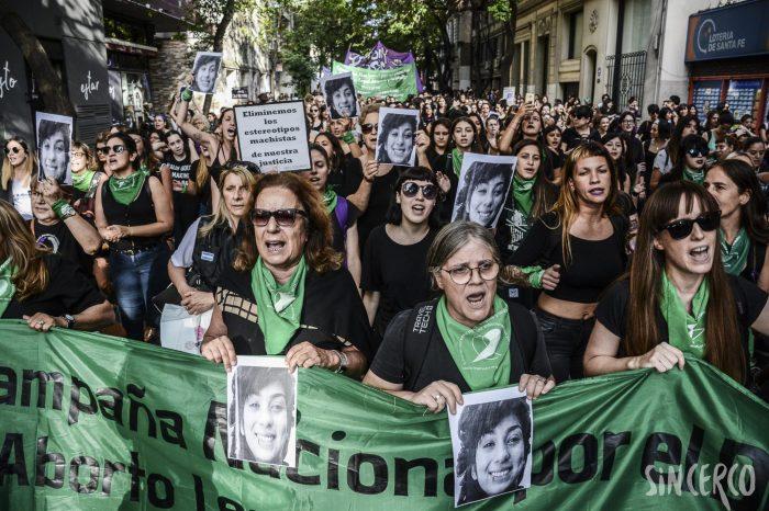 Justicia por Lucía Perez