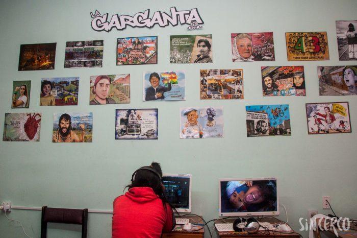 Rosario tiene Garganta