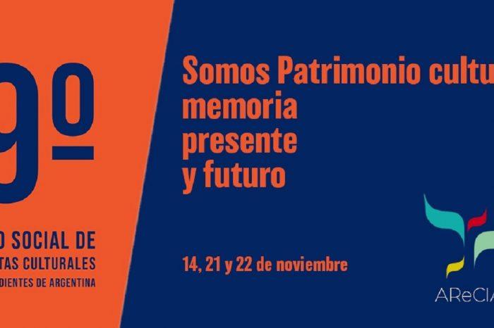 9º Foro Social de Revistas Culturales Independientes de Argentina