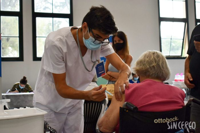 Santa Fe se sigue vacunando